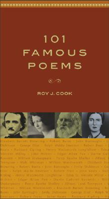 101 Famous Poems By Cook, Roy Jay